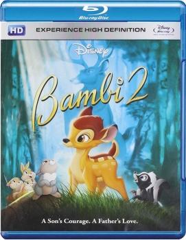 Bambi 2 - Bambi e il Grande Principe della foresta (2006) BD-Untouched 1080p AVC DTS HD ENG DTS iTA AC3 iTA-ENG