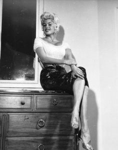 Jayne Mansfield - Classic Blonde Bombshell Tribute