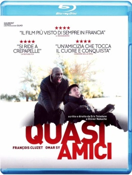 Quasi amici - Intouchables (2011) BD-Untouched 1080p AVC DTS HD-AC3 iTA-ENG