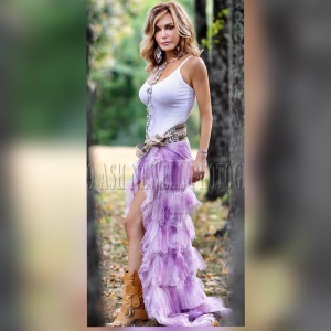 Tracey Bregman Wife Beater and Boots September 30, 2019