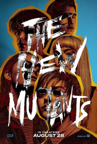 The New Mutants 2020 1080p Bluray DTS-HD MA 7 1 X264-EVO