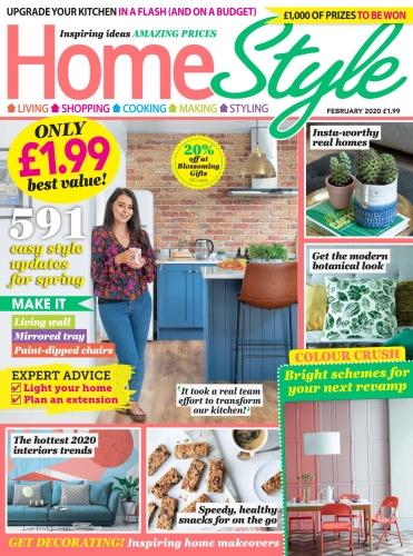 HomeStyle UK - February (2020)