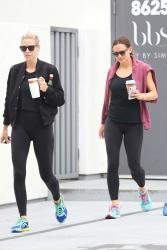 Jennifer Garner - Out in West Hollywood 8/25/18