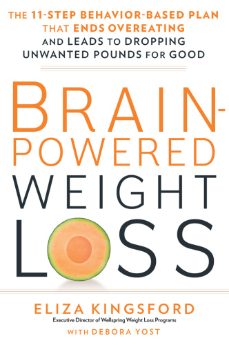Brain Powered Weight Loss by Eliza Kingsford