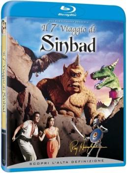 Il 7º viaggio di Sinbad (1958) [50th Anniversary Edition] BD-Untouched 1080p AVC TrueHD-AC3 iTA-ENG