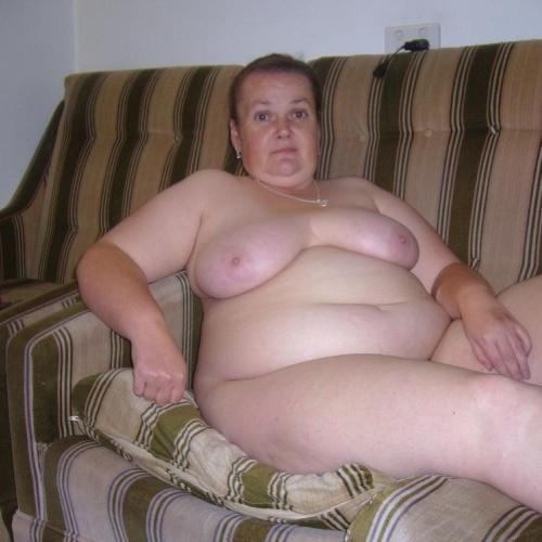 Mature granny chubby
