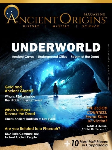 Ancient Origins - Issue 12 - August (2019)