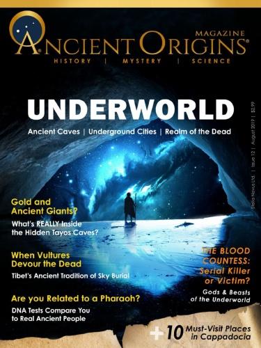 Ancient Origins - Issue 12 - August (2019)