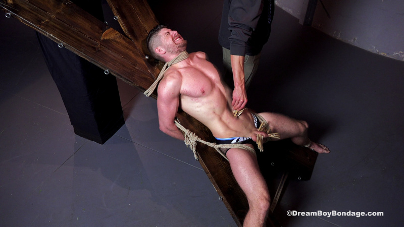 DreamBoyBondage: Connor Halsted – Porn Boy Owned – Chapter 2