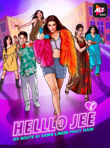 Hello Jee S01 (2021) 1080p WEB-DL AVC AAC 2 0 ESub-DUS Exclusive