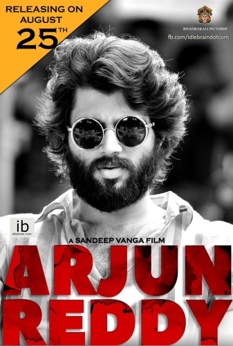 Arjun Reddy 2017 WebRip Hindi 720p x264 AAC - mkvCinemas