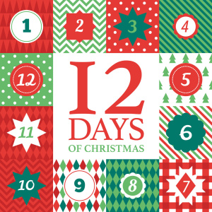 Various Artists   12 Days of Christmas (2019)