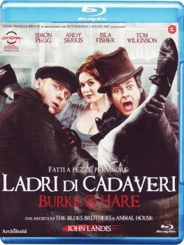 Ladri di cadaveri - Burke & Hare (2010) Full Blu-Ray 23Gb AVC ITA ENG DTS-HD MA 5.1