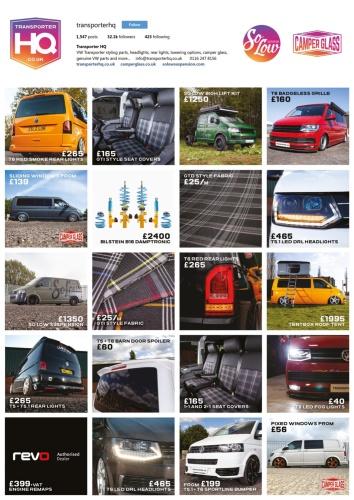 VW Bus T4 & 5 - February (2020)