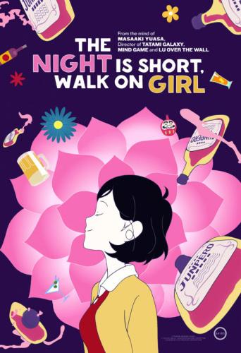 The Night Is Short, Walk On Girl (2017) 1080p BluRay 5 1 YTS