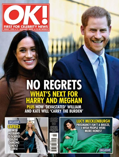 OK ! Magazine UK  20 January (2020)