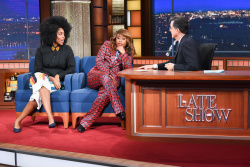 Jessica Williams & Phoebe Robinson - The Late Show with Stephen Colbert: January 30th 2018