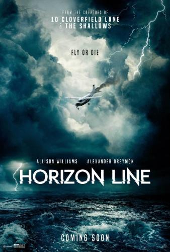 Horizon Line 2020 HDRip XviD AC3-EVO