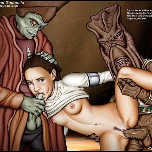 Star wars porn photos