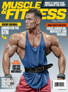 Muscle & & Fitness Philippines - September (2018)
