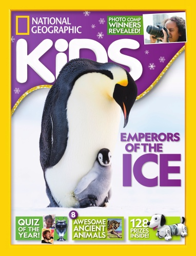 National Geographic Kids UK  January (2020)