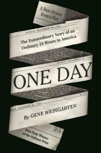 One Day by Gene Weingarten
