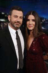 Sandra Bullock - Jimmy Kimmel Live: June 3rd 2018