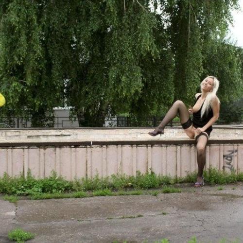 Russian blonde girl porn