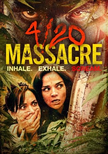 4 20 Massacre (2018) WEBRip 1080p YIFY