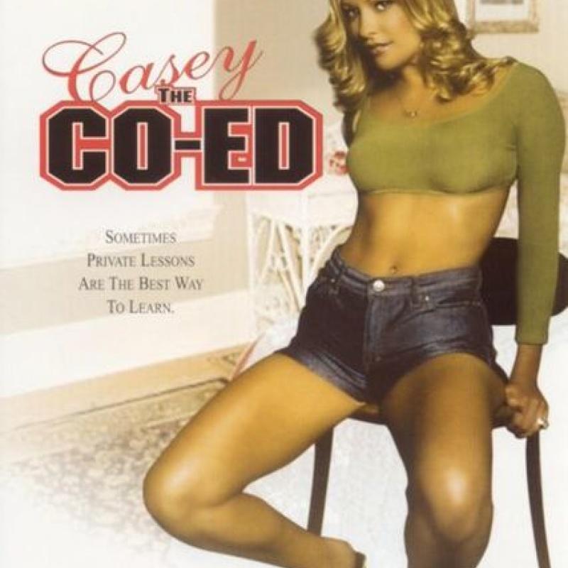 Casey the Co-Ed / Студентка Кейси (Bill Fisher, Fisher Films LLC) [2004 г., Romance, DVDRip]