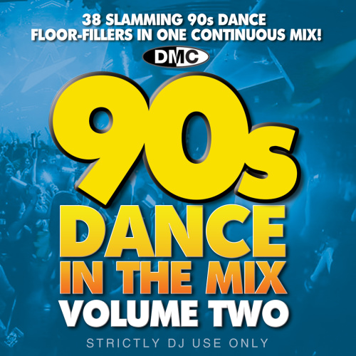 DMC 90s DANCE IN THE MIX Vol 2 (2020)