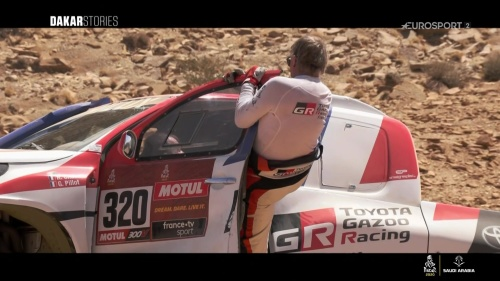 Dakar Rally 2020 Stage 10 Highlights 1080p  -BaNHaMMeR
