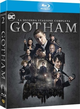Gotham [Seconda Stagione] (2016) 4xBluray 1080p AVC ITA MULTI DD 2.0 ENG DTS-HD 5.1 MA TRL