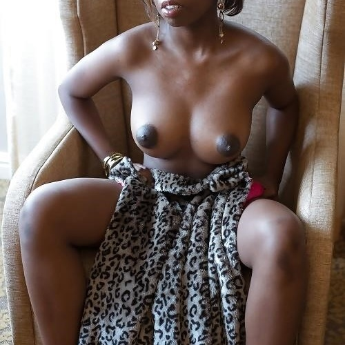 Puffy nipples black girls