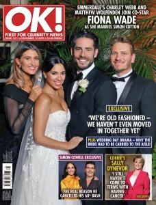 OK ! Magazine UK  11 November (2019)