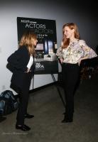 "Jessica Chastain - Variety's ""Actors on Actors"" Studio Los Angeles 11/12/17"