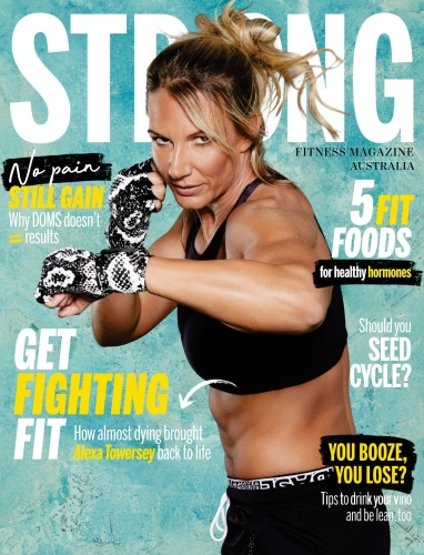 Strong Fitness Magazine Australia - February-March (2020)