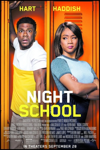 Night School (2018) 1080p BluRay 264 DD5 1 {Dual Audio}{Hindi+English} - Hammer