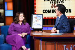 Melissa McCarthy - The Late Show with Stephen Colbert: October 19th 2018