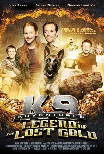 K-9 Adventures Legend Of The Lost Gold (2014) 720p BluRay [YTS]