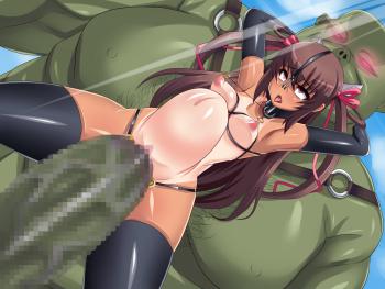 [Junkin] Ku! Zettai Orc Nanka ni Kusshinai! (Taimanin Yukikaze)