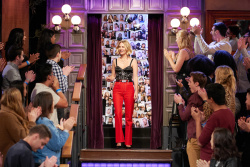 January Jones - The Late Late Show with James Corden: January 15th 2020