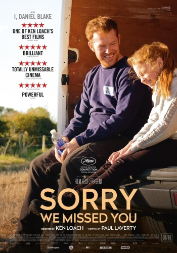 Sorry We Missed You (2019) WEBRip 1080p YIFY
