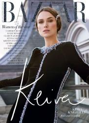 Keira Knightley - Tom Craig for Harper's Bazaar UK, December 2018