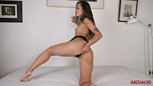 AllOver30 20 06 02 Nicole K Mature Pleasure XXX 1080p MP4-KTR[]