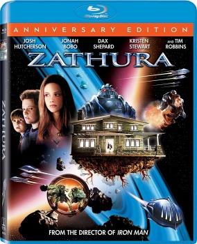 Zathura - Un'avventura spaziale (2005) BD-Untouched 1080p AVC DTS HD ENG AC3 iTA-ENG