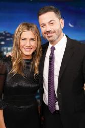 Jennifer Aniston - Jimmy Kimmel Live: December 5th 2018