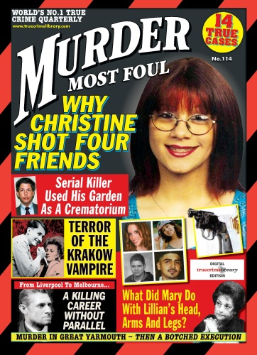 Murder Most Foul - Issue 114 (2019)