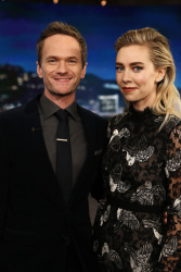 Vanessa Kirby - Jimmy Kimmel Live: December 6th 2017
