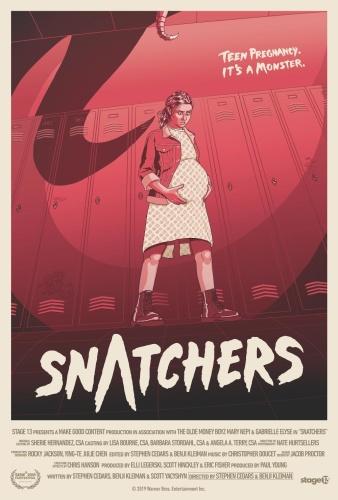 Snatchers 2019 720p WEB DL XviD AC3 FGT